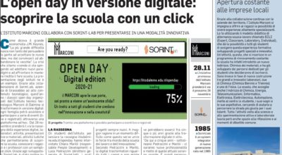 Open Day Digital Edition _Rassegna stampa