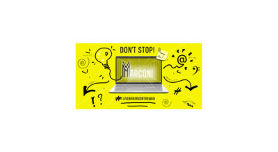 Eccellenze #Don'tStopMarconi #LIVEBRAINSONTHEWEB