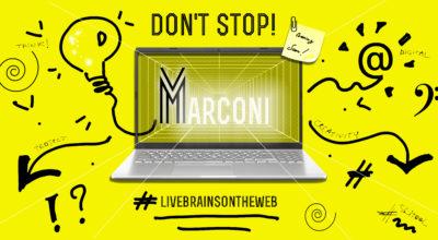 """EVENTO live di presentazione """"Marconi Technological Camp – piano estate 2021"""