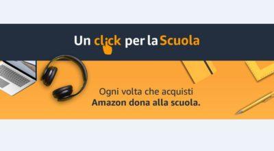 Sostieni il Marconi con Un click per la scuola di Amazon