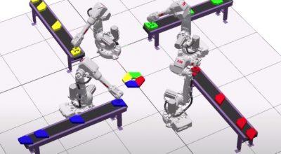 Percorso PCTO ABB Educational – Video progetti di robotica sviluppati
